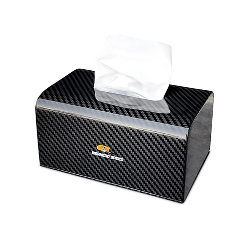 Warhead Speed Dry Carbon Tissue Box